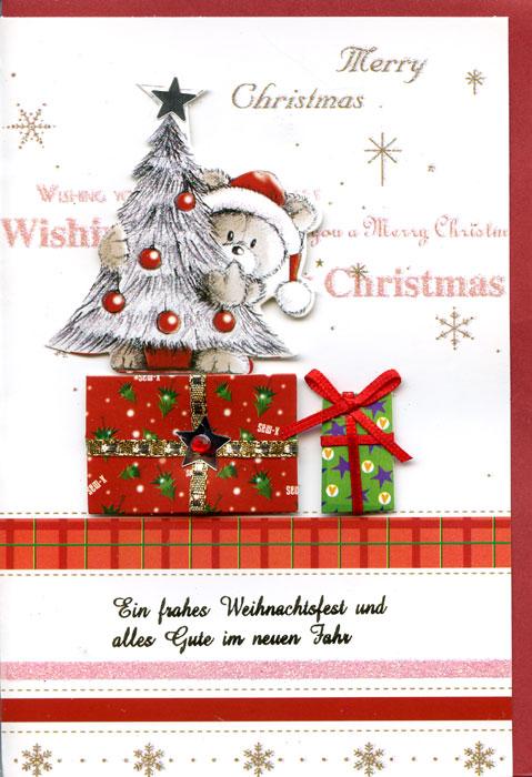 5 weihnachtskarten hochwertige gru karten handmade. Black Bedroom Furniture Sets. Home Design Ideas