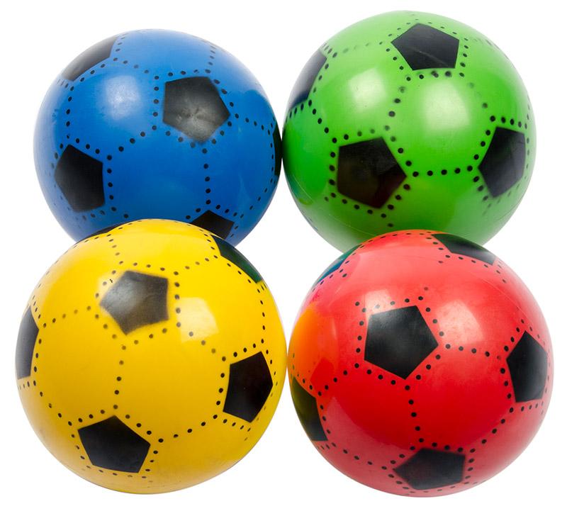 Spielball Spielbälle Fußball Pirat 23 cm Ball Wasserball Strandball Großhandel & Sonderposten