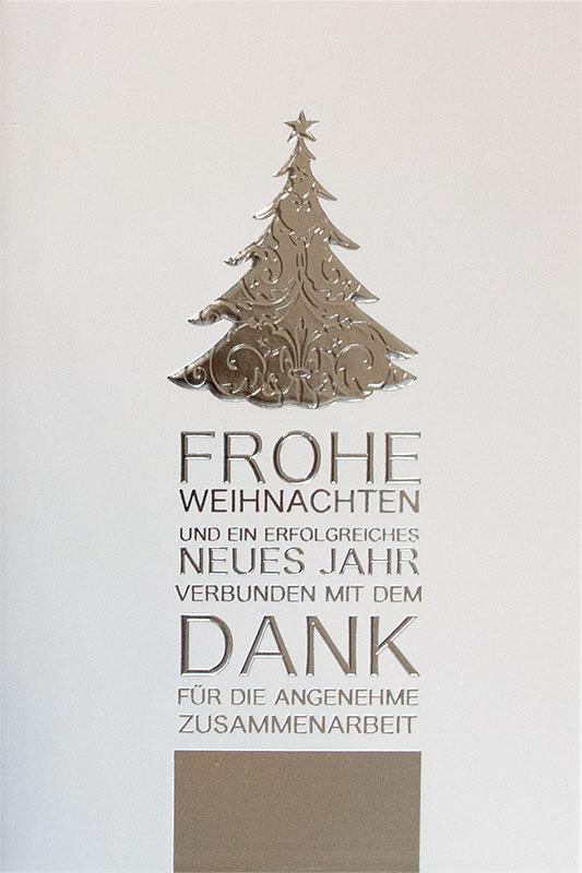 10 weihnachtskarten naturkarton gru karte pr gedruck. Black Bedroom Furniture Sets. Home Design Ideas