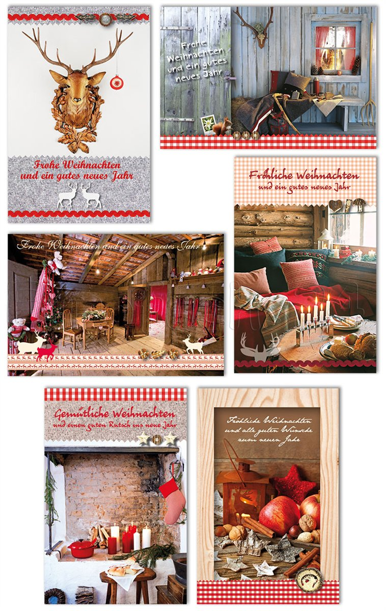 30 gru karten hochwertige weihnachtskarten weihnachten. Black Bedroom Furniture Sets. Home Design Ideas