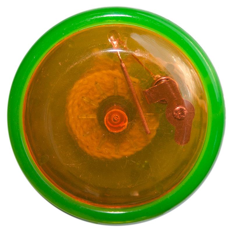 Großhandel & Sonderposten Spielzeug & Modellbau (Posten) Jojo mit LED Lichteffekt 6 cm Spiel Spiele Seil Tombola Mitgebsel Give away